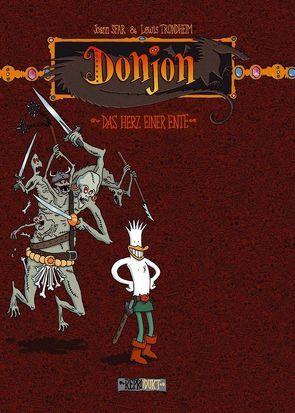 Donjon / Donjon 1 – Das Herz einer Ente von Sfar,  Joann, Trondheim,  Lewis