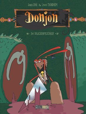 Donjon 101 – Der Drachenfriedhof von Joann,  Sfar, Krämling,  Tanja, Sfar,  Joann, Trondheim,  Lewis