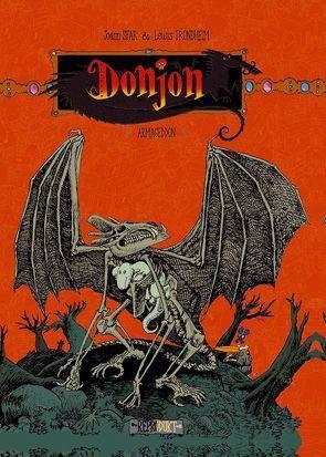 Donjon 103 – Armageddon von Sfar,  Joann, Trondheim,  Lewis, Wilksen,  Kai