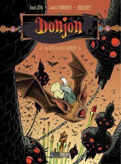 Donjon 105 – Die neuen Zenturionen von Kerascoët, Sfar,  Joann, Trondheim,  Lewis