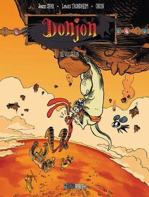 Donjon 106 – Bärendienste von Obion, Sfar,  Joann, Trondheim,  Lewis, Wilksen,  Kai