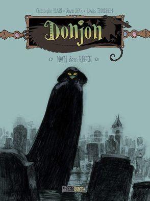 Donjon -84 – Nach dem Regen von Blain,  Christophe, Sfar,  Joann, Trondheim,  Lewis
