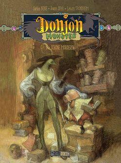 Donjon Monster 11 – Die schöne Mörderin von Nine,  Carlos, Sfar,  Joann, Trondheim,  Lewis, Wilksen,  Kai