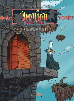 Donjon Monster 6 – Der schwarze Fürst von Blanquet,  Stéphane, Sfar,  Joann, Trondheim,  Lewis, Wilksen,  Kai