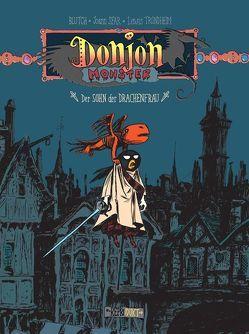 Donjon Monster 7 – Der Sohn der Drachenfrau von Blutch, Sfar,  Joann, Trondheim,  Lewis, Wilksen,  Kai
