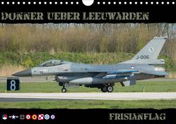 Donner ueber Leeuwarden (Wandkalender 2021 DIN A4 quer) von Weber,  Thomas