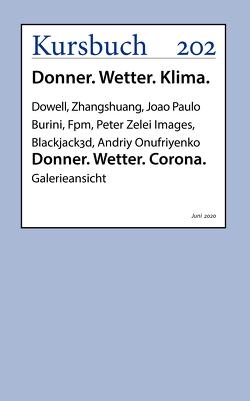 Donner. Wetter. Corona. von (u.a.),  Joao Paulo Burini