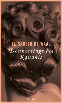 Donnerstags bei Kanakis von de Waal,  Edmund, de Waal,  Elisabeth, Hilzensauer,  Brigitte, Löffler,  Sigrid