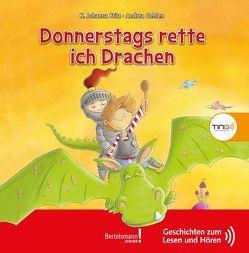 Donnerstags rette ich Drachen von Fritz,  K. Johanna, Gehlen,  Andrea