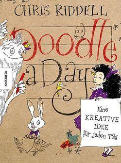 Doodle a day von Arnold,  Steffi, Riddell,  Chris