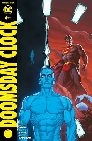 Doomsday Clock von Frank,  Gary, Heiss,  Christian, Johns,  Geoff