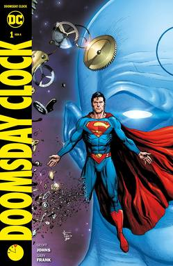 Doomsday Clock von Frank,  Gary, Heiss,  Christian, Johns,  Geoff