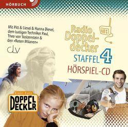Doppeldecker – Staffel 4 von Fett,  Andreas, Piepersberg,  Jan, Ulrich,  Frank