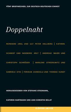 Doppelnaht von Bolay,  Ann-Christin, Böttiger,  Helmut, Hartmann,  Kathrin, Stegmann,  Stefanie
