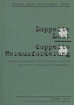 Doppelte Last – doppelte Herausforderung von Haase,  Norbert, Pampel,  Bert