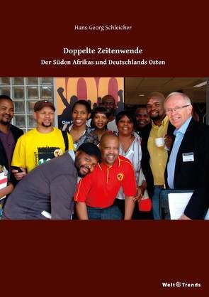 Doppelte Zeitenwende von Schleicher,  Hans-Georg