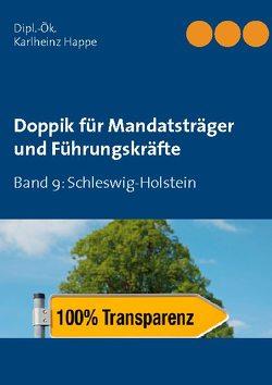 Doppik für Mandatsträger und Führungskräfte von Happe,  Karlheinz