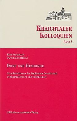 Dorf und Gemeinde von Andermann,  Kurt, Auge,  Oliver