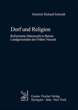 Dorf und Religion von Schmidt,  Heinrich R.