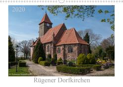 Dorfkirchen auf Rügen (Wandkalender 2020 DIN A3 quer) von Hoerenz,  Karsten