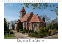 Dorfkirchen auf Rügen (Wandkalender 2020 DIN A4 quer) von Hoerenz,  Karsten