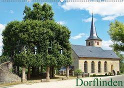 Dorflinden (Wandkalender 2018 DIN A2 quer) von Meise,  Ansgar