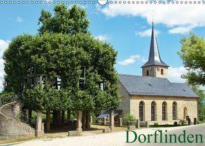 Dorflinden (Wandkalender 2018 DIN A3 quer) von Meise,  Ansgar