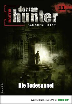 Dorian Hunter 11 – Horror-Serie von Vlcek,  Ernst