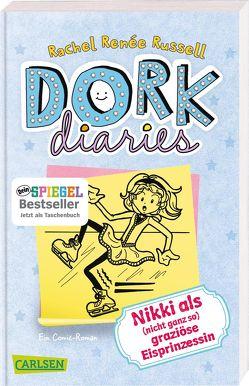 DORK Diaries 4: Nikki als (nicht ganz so) graziöse Eisprinzessin von Lecker,  Ann, Russell,  Rachel Renée
