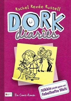 DORK Diaries, Band 01 von Lecker,  Ann, Russell,  Rachel Renée