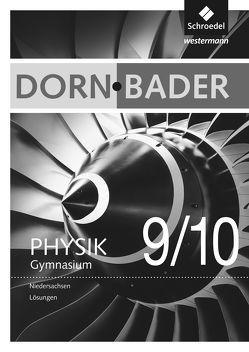 Dorn / Bader Physik SI / Dorn / Bader Physik SI – Ausgabe 2012 für Niedersachsen von Mueller,  Rainer