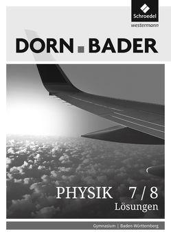 Dorn / Bader Physik SI / Dorn / Bader Physik SI – Ausgabe 2017 für Baden-Württemberg