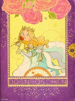 Dornröschen – Original Grimms Märchen interaktiv (frz./engl.)