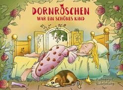 Dornröschen war ein schönes Kind von Löffler,  Margerethe, Vlachy,  Tina