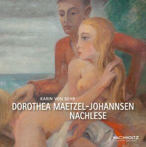 Dorothea Maetzel-Johannsen von von Behr,  Karin