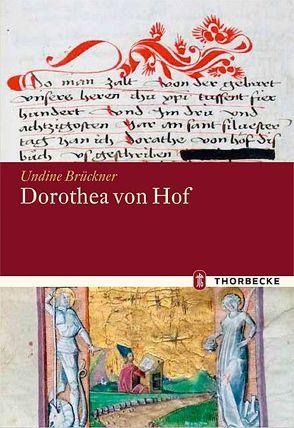 """Dorothea von Hof: """"Das buoch der götlichen liebe und summe der tugent"""" von Brückner,  Undine"""