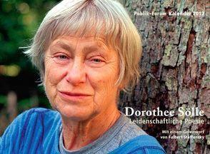 Dorothee Sölle – Leidenschaftliche Poesie von Copray,  Norbert, Sölle,  Dorothee, Steffensky,  Fulbert, Zillmann,  Barbara