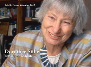 Dorothee Sölle – Persönliche Gedichte von Copray,  Norbert, Sölle,  Dorothee, Zillmann,  Barbara