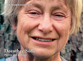Dorothee Sölle – Poesie des Alltags von Copray,  Norbert, Dethloff,  Fanny, Sölle,  Dorothee, Zillmann,  Barbara
