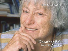 Dorothee Sölle – Poesie des Widerstand von Copray,  Norbert, Sölle,  Dorothee, Zillmann