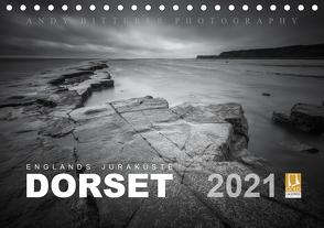 Dorset – Englands Juraküste (Tischkalender 2021 DIN A5 quer) von Bitterer,  Andy