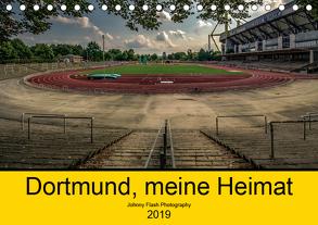 Dortmund, meine Heimat (Tischkalender 2019 DIN A5 quer) von Voß Johnny Flash Photography,  Jürgen