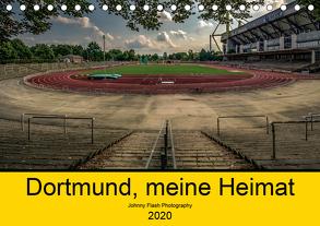 Dortmund, meine Heimat (Tischkalender 2020 DIN A5 quer) von Voß Johnny Flash Photography,  Jürgen