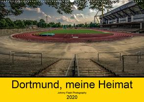Dortmund, meine Heimat (Wandkalender 2020 DIN A2 quer) von Voß Johnny Flash Photography,  Jürgen