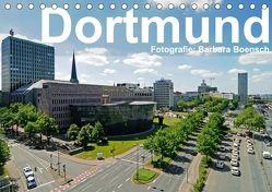 Dortmund – moderne Metropole im Ruhrgebiet (Tischkalender 2018 DIN A5 quer) von Boensch,  Barbara