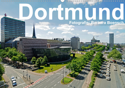 Dortmund – moderne Metropole im Ruhrgebiet (Wandkalender 2021 DIN A2 quer) von Boensch,  Barbara