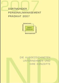 Dortmunder Personalmanagement Prädikat 2007 von Jürgenhake,  Uwe, Senft,  Silke