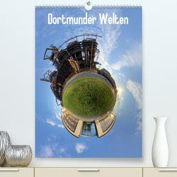 Dortmunder Welten (Premium, hochwertiger DIN A2 Wandkalender 2020, Kunstdruck in Hochglanz) von DerMische