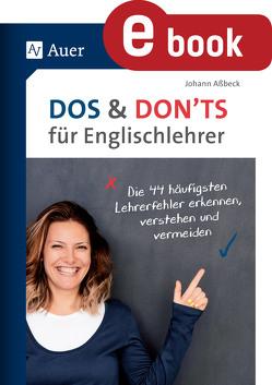 Dos and Don ts für Englischlehrer von Assbeck,  Johann