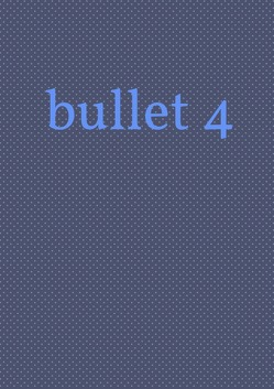 dotted 4: Notizbuch DIN A 4 dotted, perfektes Bullet Journal von masters,  bullet